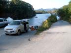 青野ダムバス釣りポイント